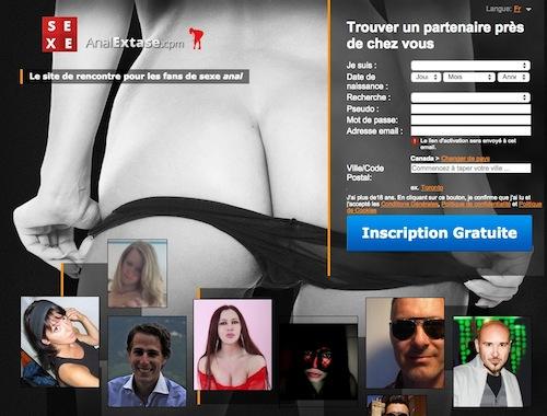Vous aimez le sexe anal et cherchez un partenaire ? Découvrez Analextase.com